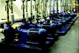 Centrais de Água de Condensação
